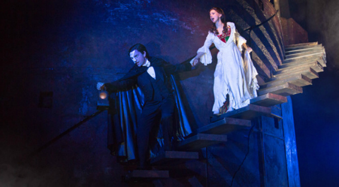 In Review: New Production of Webbers 'Phantom of the Opera' Casts Spell at Arsht