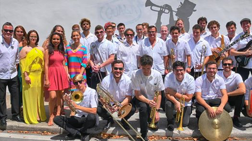 FROST LATIN JAZZ ORCHESTRA